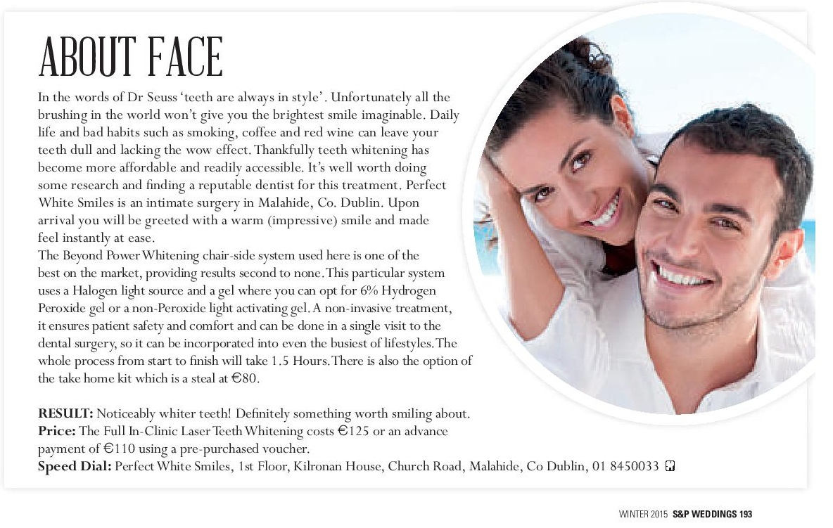 Teeth Whitening Social & Personal