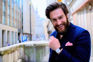 teeth whitening dublin - smiling man - best