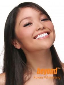 white smile - teeth whitening